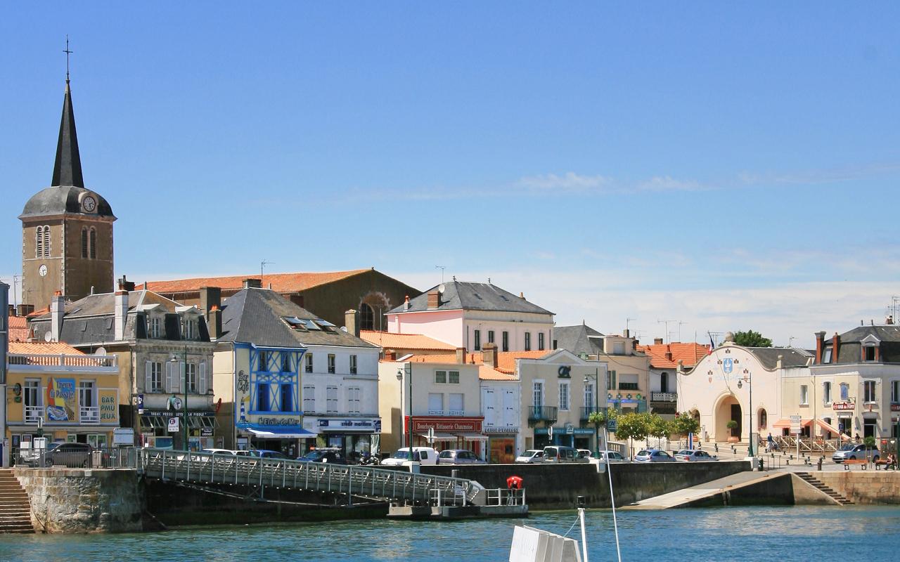 Sables d'Olonne en Vendée