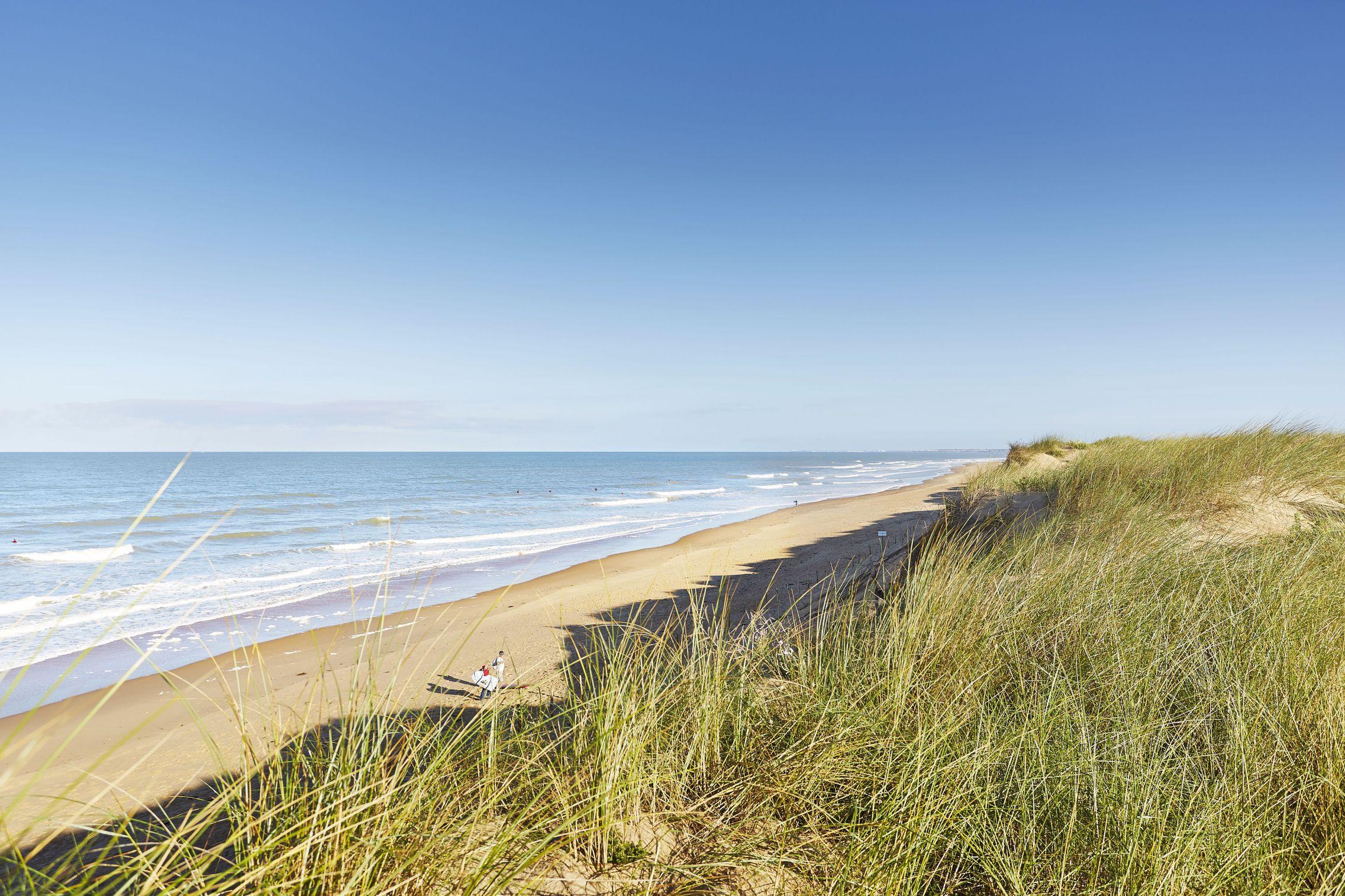 plage vendée